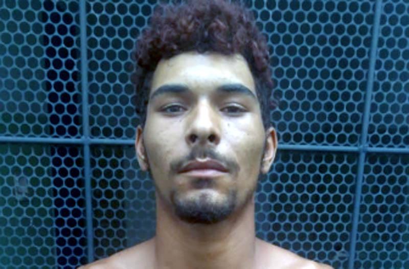 Chapada: Traficante é preso em flagrante pela Cipe após denúncias de moradores no município de Iaçu