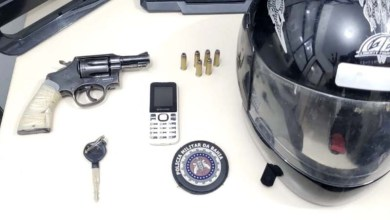 Photo of Chapada: Homem é detido pela Polícia Militar por porte ilegal de arma de fogo em Ruy Barbosa