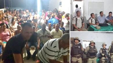 Photo of Itaberaba: Moradores da Vila São Vicente debatem com comandante do 11º BPM ações contra série de assaltos