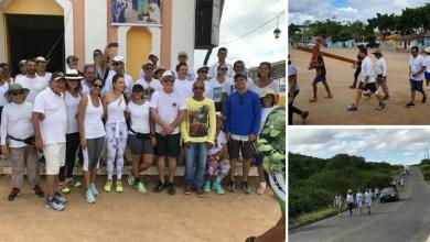 Photo of Chapada: Caminhada ao Santuário de Maria Milza organizada pelo Lions Clube de Itaberaba chega ao 4º ano