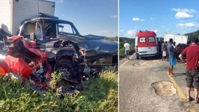 Photo of Chapada: Mulher morre em acidente grave na BA-142 entre os municípios de Anagé e Sussuarana
