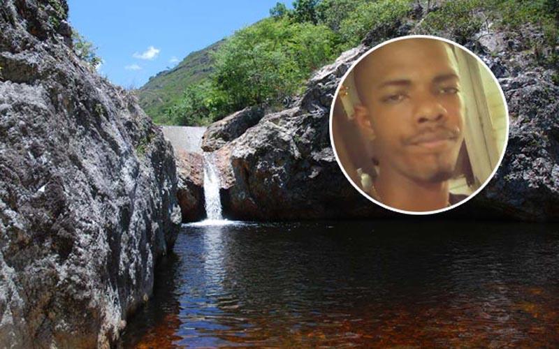 Chapada: Associação de moradores nega espaço para velório do jovem que morreu em cachoeira em Jacobina