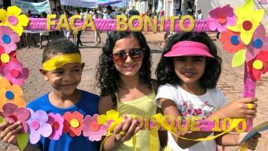 Photo of Chapada: Passeata de estudantes contra abuso e exploração sexual infanto-juvenil toma as ruas de Itaetê