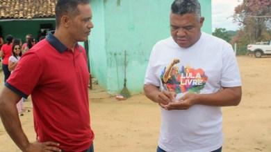 Photo of #Chapada: Prefeito de Itaetê recebe deputado federal para entrega da reforma do hospital nesta quinta