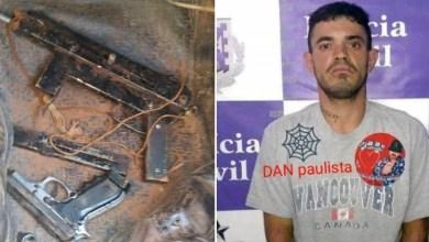 Photo of Chapada: Polícia cumpre prisão preventiva de integrante de quadrilha em Oliveira dos Brejinhos