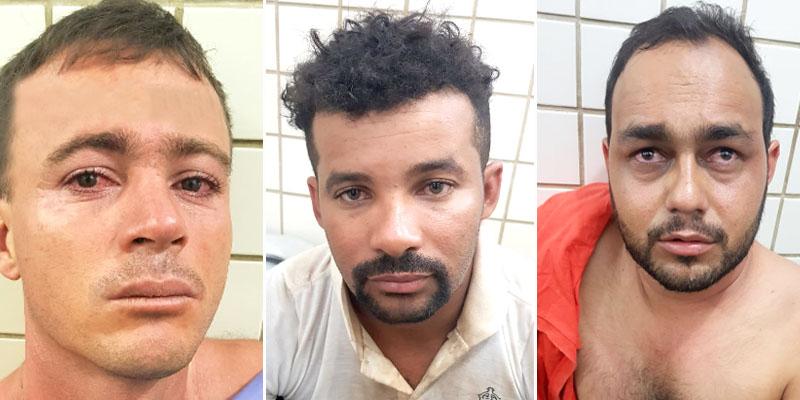 Chapada: Corpo de fazendeiro desaparecido é encontrado entre Macajuba e Ruy Barbosa; três homens são presos
