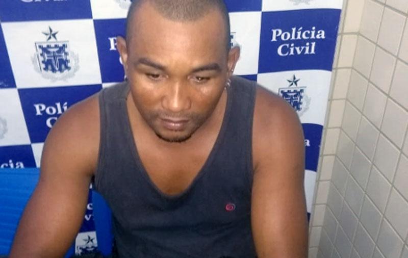Chapada: Ladrão que aplicava golpes na internet é preso pela Cipe no município de Ruy Barbosa