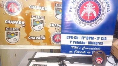 Photo of #Bahia: Homem morre após atirar contra policiais durante perseguição em Milagres; comparsa consegue fugir