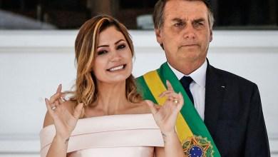 Photo of #Polêmica: Miliciano preso no Distrito Federal em operação do MP é tio de Michelle Bolsonaro