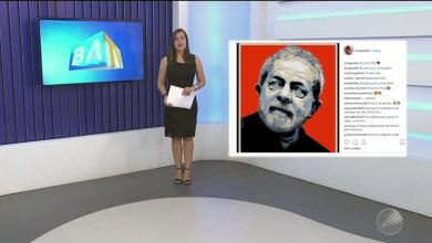 Photo of #Bahia: Apresentadora de jornal de afiliada da Globo dispara contra Bolsonaro e pede 'Lula livre'