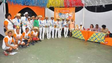 Photo of #Salvador: Liga do Samba Junino realiza o segundo desfile solidário no bairro Garcia
