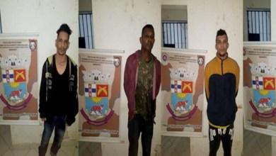 Photo of Chapada: Cinco fugitivos da delegacia de Morro do Chapéu são presos na região da Estrada do Feijão
