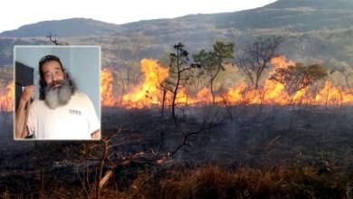 """Photo of Chapada: """"Estamos em um barril de pólvora"""", alerta presidente de brigada sobre incêndios florestais"""
