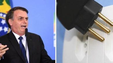 Photo of #Brasil: Tomada de três pinos vira alvo das reformas do governo Bolsonaro; deputada faz enquete