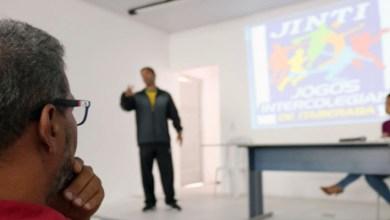 Photo of Chapada: Organização lança projeto dos Jogos Intercolegiais de Itaberaba que acontecem em agosto