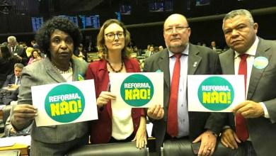 Photo of Valmir reafirma voto contra a reforma da Previdência e critica liberação de emendas para impulsionar aprovação