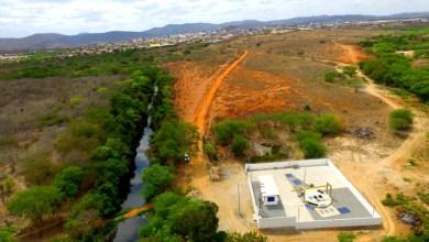 Photo of Chapada: Primeira etapa de ampliação do Sistema de Esgotamento Sanitário de Itaberaba já está em funcionamento
