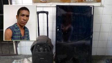 Photo of Chapada: Cipe prende ladrão e recupera objetos roubados em sítio na região de Itaetê