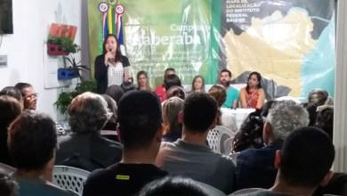 Photo of Chapada: Campus do IF Baiano em Itaberaba realiza audiência para debater demanda de novos cursos