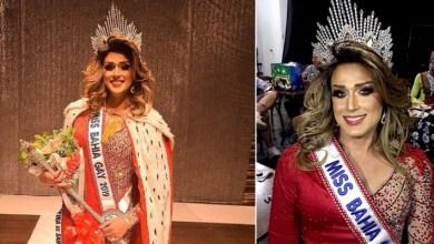 Photo of Drag queen do município de Feira de Santana é eleita a Miss Bahia Gay 2019