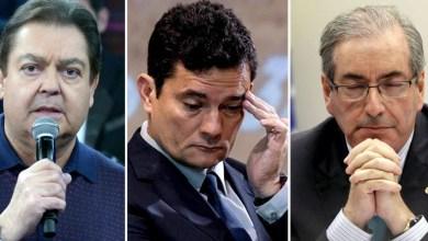 Photo of #Polêmica: Novos vazamentos apontam que Moro foi orientado por Faustão e foi contra delação de Eduardo Cunha