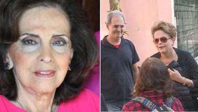 Photo of #Brasil: Dilma recebe apoio de familiares e amigos em velório da mãe que faleceu aos 95 anos