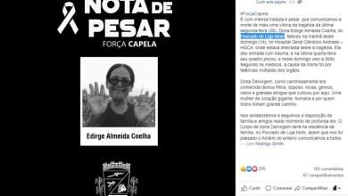 Photo of #Bahia: Sétima vítima de acidente entre micro-ônibus e caminhão, idosa de 62 anos morre em hospital