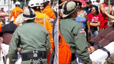 Photo of #Bahia: Graer transporta gestante em trabalho de parto em região atingida por rompimento de barragem