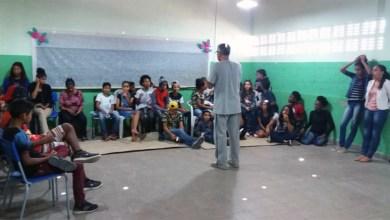 Photo of Chapada: Estudantes de Mucugê participam de oficina de preparação para leitura dramática na Fligê