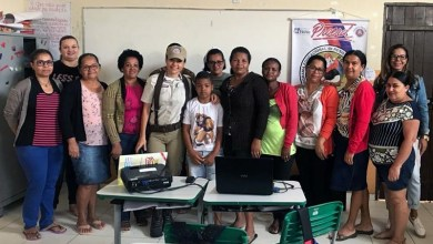 Photo of Chapada: Pais de alunos participam de reuniões sobre aplicação de aulas do Proerd em Utinga
