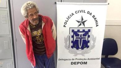 Photo of #Bahia: Idoso preso por furtar ônibus é novamente detido após levar bicicleta e carimbo de delegado