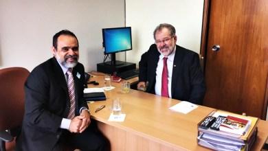 Photo of Chapada: Joyuson Vieira e Marcelo Nilo debatem sobre política e sucessão em Utinga durante encontro