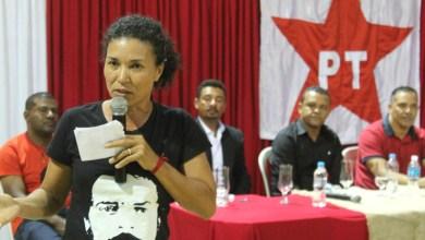 Photo of MST da Bahia fecha questão e apoia integralmente Lucinha para presidência do PT