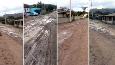 Photo of Chapada: Moradores de povoado em Palmeiras reclamam da falta de infraestrutura em ruas