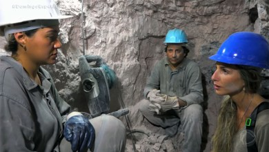 Photo of Chapada: Repórter da Record vai a Novo Horizonte para mostrar a rotina dos garimpeiros em busca de pedras preciosas; veja vídeo