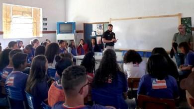 Photo of Chapada: Estudantes de Piatã participam de palestra sobre crimes cibernéticos e violência doméstica