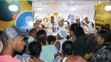 Photo of Chapada: Moradores da zona urbana de Itaberaba são beneficiados com ação 'SoPão nos Bairros'