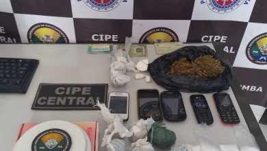 Photo of Chapada: Policiais prendem três traficantes que queriam instalar 'bocas' no centro de Tanhaçu
