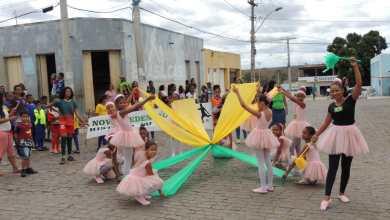 Photo of Chapada: Nova Redenção comemora os 197 anos do Brasil com desfile cívico-cultural