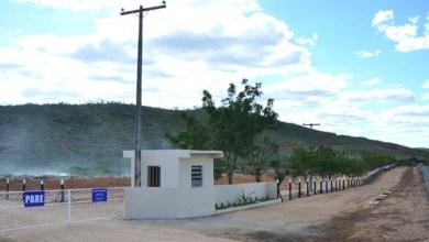 Photo of Chapada: Espaço de descarte de resíduos sólidos passa por requalificação no município de Itaberaba