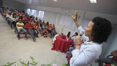Photo of Lucinha intensifica campanha e recebe apoio em municípios do sul e extremo sul da Bahia