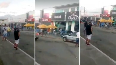 Photo of Chapada: Vídeo de briga generalizada em Itaberaba toma as redes sociais