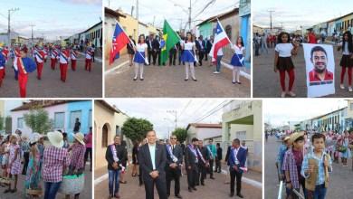 Photo of Chapada: Itaetê celebra os 58 anos de emancipação com desfile e festa para a população; veja fotos
