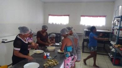 Photo of Chapada: Cozinha Comunitária de Nova Redenção continua com oferta de curso de culinária à população
