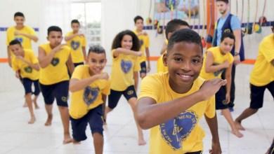 Photo of LBV mobiliza a sociedade para campanha que incentiva o brincar e a prática esportiva para crianças e jovens