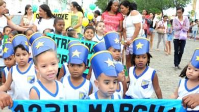 Photo of Chapada: 'Semana da Pátria' mobiliza estudantes de escolas municipais em Itaberaba