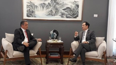 Photo of Governador Rui Costa visita embaixada e quer acelerar investimentos da China na região Nordeste
