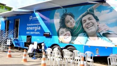 Photo of Chapada: Unidade Móvel de projeto da Coelba estará em Itaberaba entre 23 e 27 de setembro