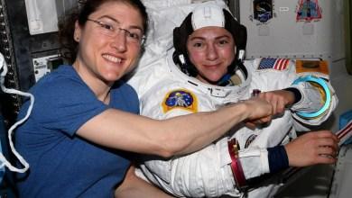 Photo of #Mundo: Astronautas protagonizam primeira caminhada espacial totalmente feminina