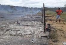 Photo of Chapada: Vereador e membro de novo grupo político de Boa Vista do Tupim denuncia queimada criminosa em assentamento